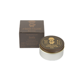 Barba Italiana Матовая паста для волос экстрасильной фиксации INSOLIA 100 мл.