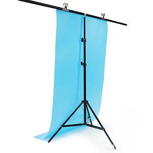 Система, стойка для крепления фона Т-образная 200см.х150см.