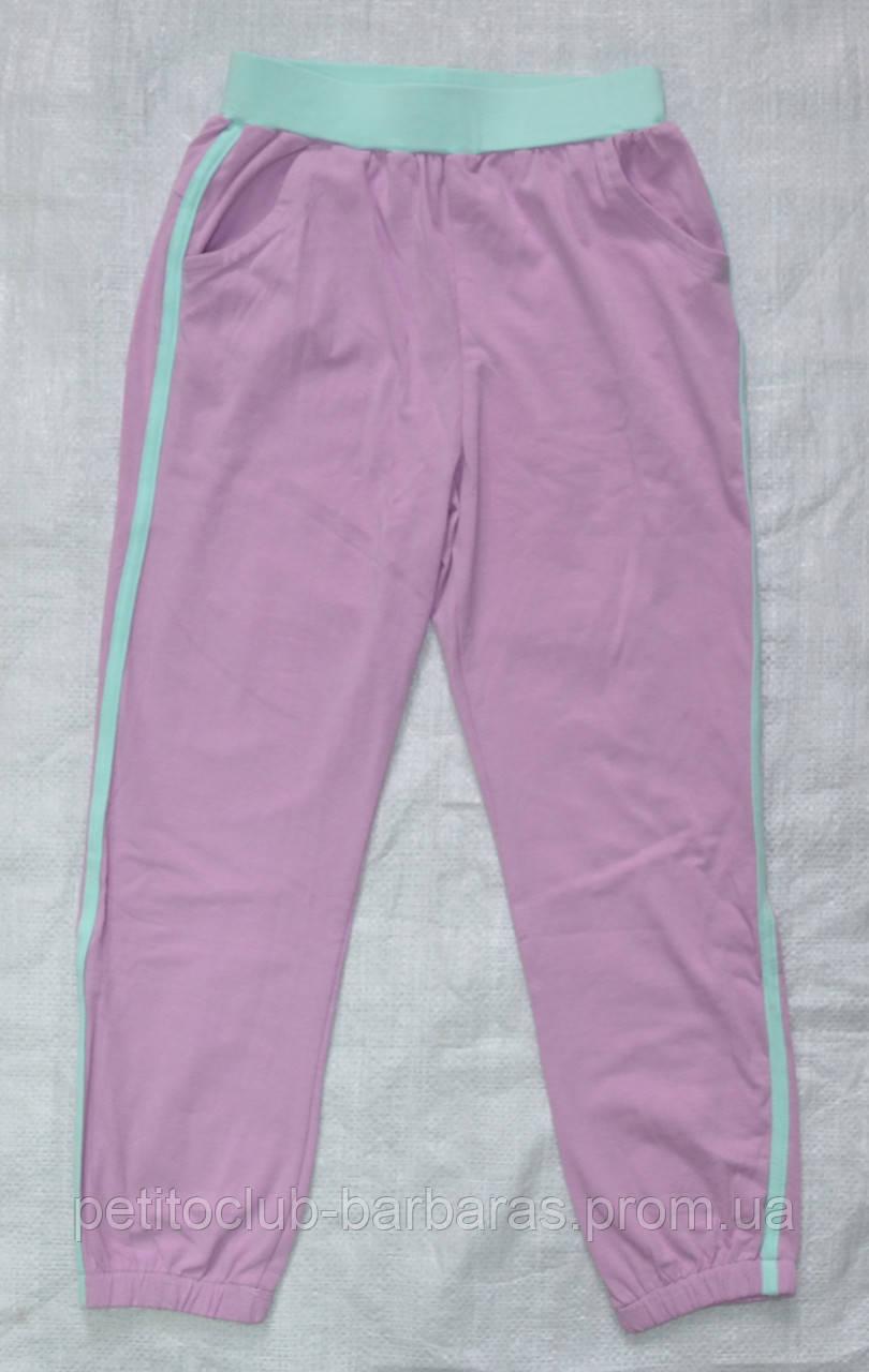 Спортивные штаны Glo фиолетовые (р. 128, 140 см) (Glo-story, Венгрия)