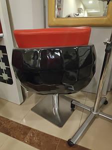 Стильное парикмахерское кресло на гидравлике А116