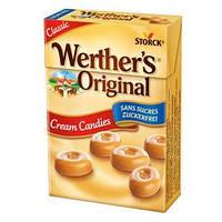 "Карамельные ириски без сахара ""Werther'S Original"", 42 г"