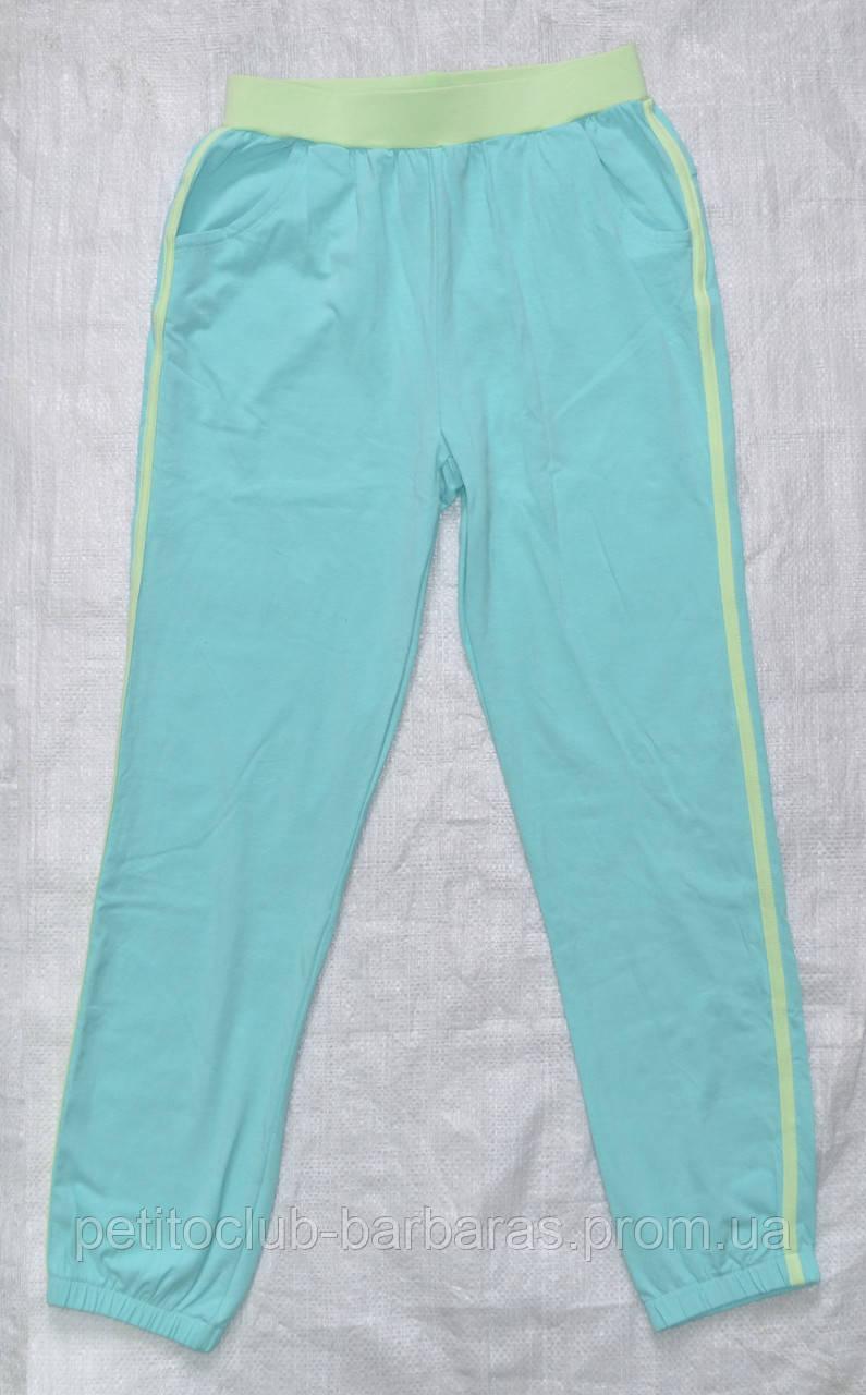 Спортивные штаны Glo салатовые (р. 140 см) (Glo-story, Венгрия)