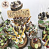 Свадебный Кенди Бар в стиле БОХО. Свадьба Бохо, фото 3