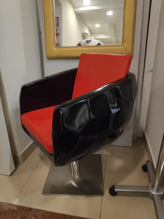 Перукарське крісло (гідравліка) А116