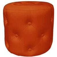 Пуф Катрин оранжевый - картинка