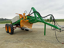 Грейдер Perrein TP 3600 3,6 метра 5800 кг. 4 колеса