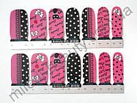 Лаковая пленка для дизайна ногтей B1036