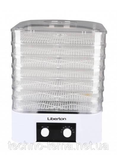 Электросушилка для овощей и фруктов LIBERTON LFD-5521
