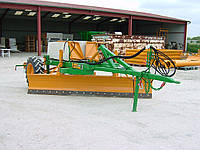 Грейдер Perrein NP 3600 3,6 метра 2300 кг. 2 колеса