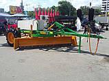 Грейдер Perrein NP 3600 3,6 метра 4300 кг. 2 колеса, фото 6