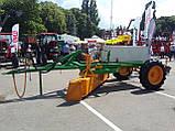 Грейдер Perrein NP 3000 3 метра 4200 кг. 2 колеса, фото 2