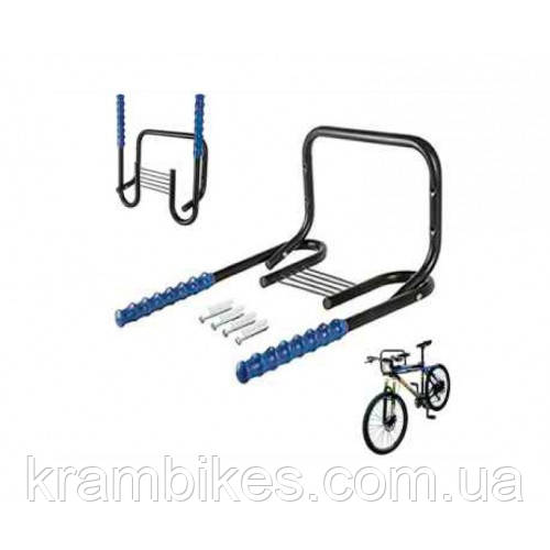 Держатель велосипеда настенный KW-7012-01-2, под раму