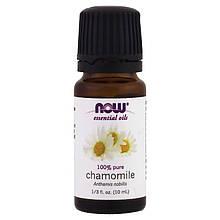 """Эфирное масло ромашки NOW Foods """"Chamomile"""" (10 мл)"""