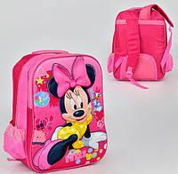 Рюкзак для школы изображение 3D на 2 отделения и 2 кармана