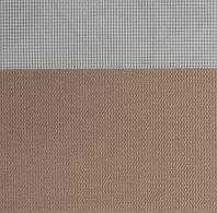 Рулонні штори День-Ніч Тканина Ріо Z-070 Блідо-коричневий
