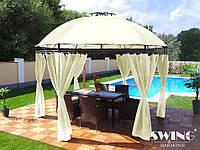 Круглый садовый шатер 3,5м, фото 1