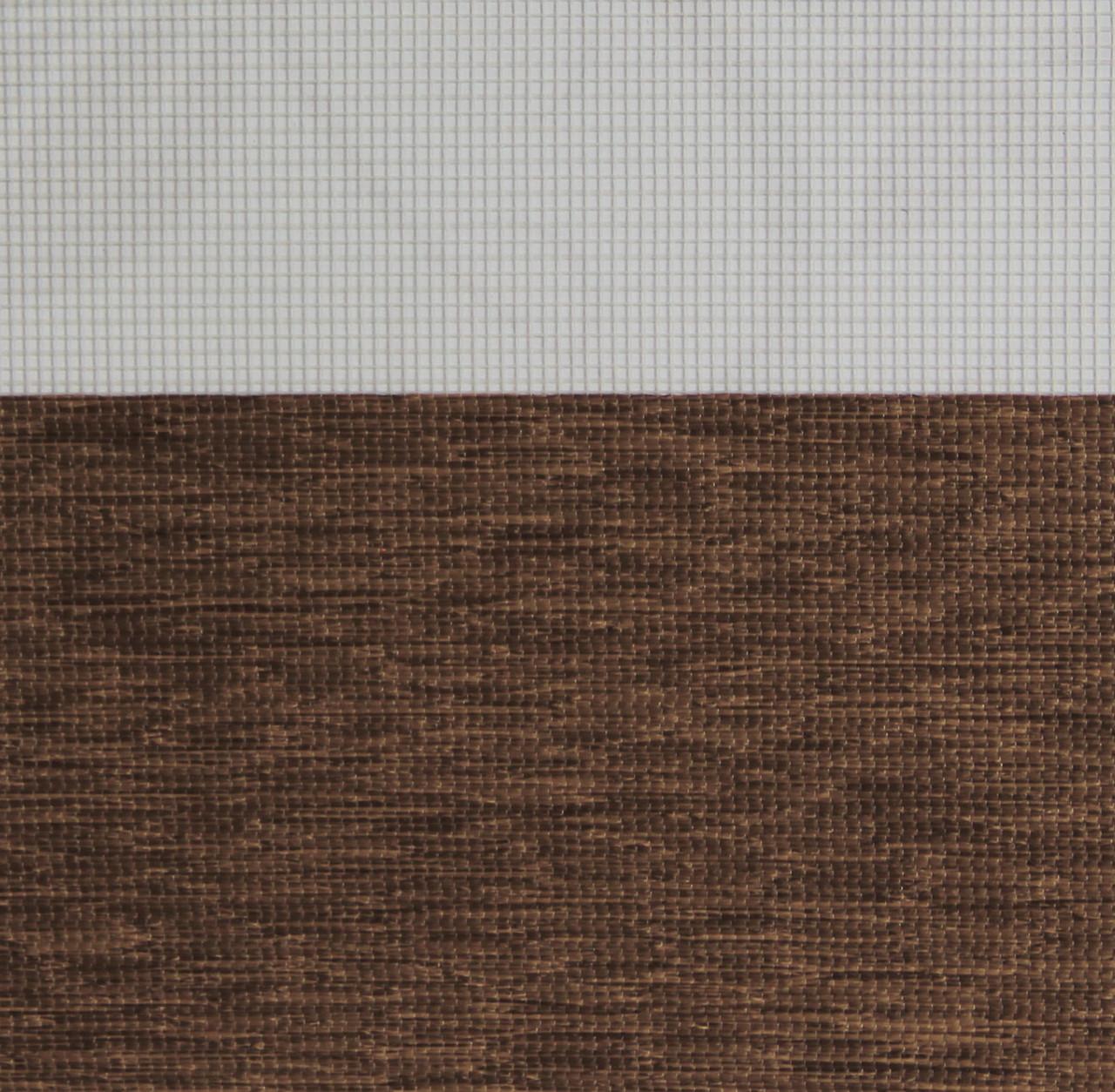 Рулонні штори День-Ніч Тканина Ріо Z-071 Ірис