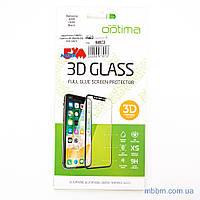 Защитное стекло Optima 3D Samsung A30 black