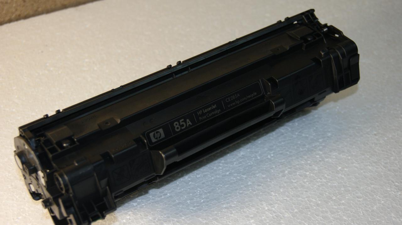 Заправка картриджа HP LJ P1102/M1132/M1212nf/M1217 (CE285A)