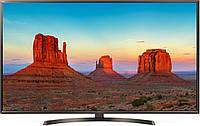 Телевизор LG 50UK6470 (4KUltra HD, Smart TV, Wi-Fi, HDR, DVB-T2/C/S2)