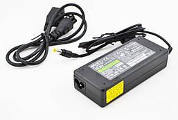 Блок питания для ноутбука Sony 19.5V 4.7A 6.5x4.4 мм + кабель питания