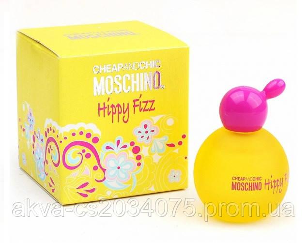 MOSCHINO CHEAP & CHIC HIPPY FIZZ EDT 4,5 мл мини женская туалетная вода - COSSMO - интернет-магазин парфюмерии и косметики в Одессе