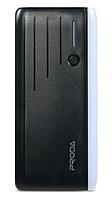Внешнее зарядное устройство Power Bank Proda PPL-19 12000 mah с полицейской мигалкой