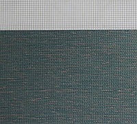 Рулонні штори День-Ніч Тканина Ріо Z-075 Синьої сталі