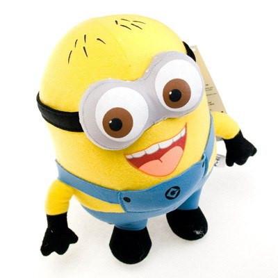 Мягкая плюшевая игрушка Миньйон (Миньон) 23 см (Дейв, Стюарт или Джордж)