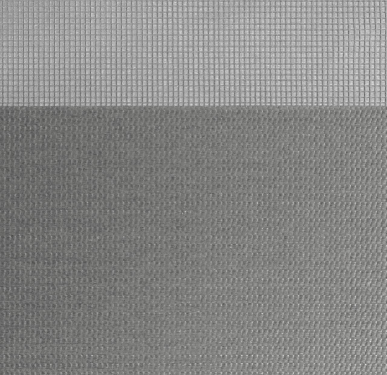 Рулонные шторы День-Ночь Ткань Рио Z-079 Серый