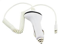 Зарядка от прикуривателя Lightining