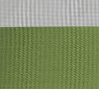 Рулонні штори День-Ніч Тканина Ріо Z-082 Зелений