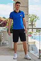 Костюм мужской футболка и шорты  вик2009, фото 1