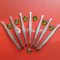 TC-10/1 (П-01) Пинцет для бровей CLASSIC 10 TYPE 1