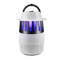 Знищувач комарів і комах SUNROZ Mosquito Killer Lamp лампа-пастка Білий (SUN4918), фото 1