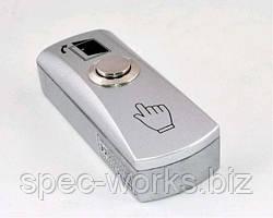 Кнопка выхода, алюминиевая U-tex UBK-805