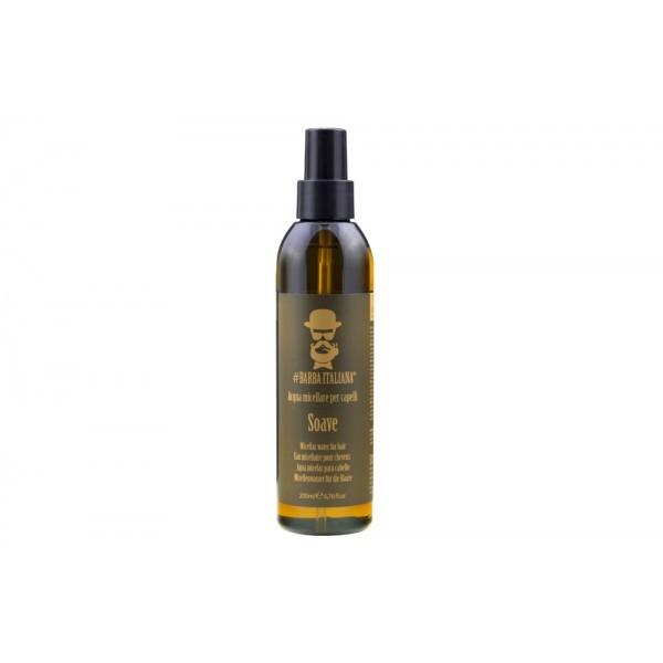 Мицеллярная вода для волос Barba Italiana SOAVE 200 мл.