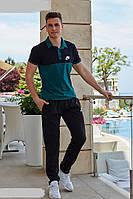 Спортивный костюм мужской футболка и штаны  вик2013, фото 1