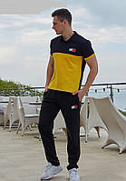 Спортивный костюм мужской футболка и штаны  вик2015, фото 1