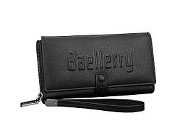 Мужское портмоне Baellerry S1393 Black