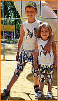 Модні літні костюми для дітей   Модные летние костюмы для детей