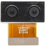 Камера Huawei P10 Plus Dual Sim (VKY-L29), 20MP + 12MP, основная (большая), на шлейфе