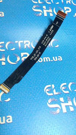 Межплатный шлейф Lenovo S660 оригінал б.у, фото 2