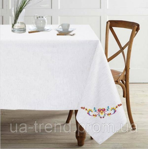 Скатертину на квадратний стіл 150x150