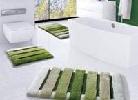 Коврик для ванной Confetti - Selinus зеленый 60х100