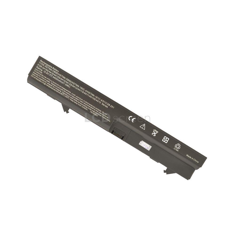 Аккумулятор для ноутбука HP Compaq HSTNN-DB90 ProBook 4410S 10.8V черный 4400 mAh