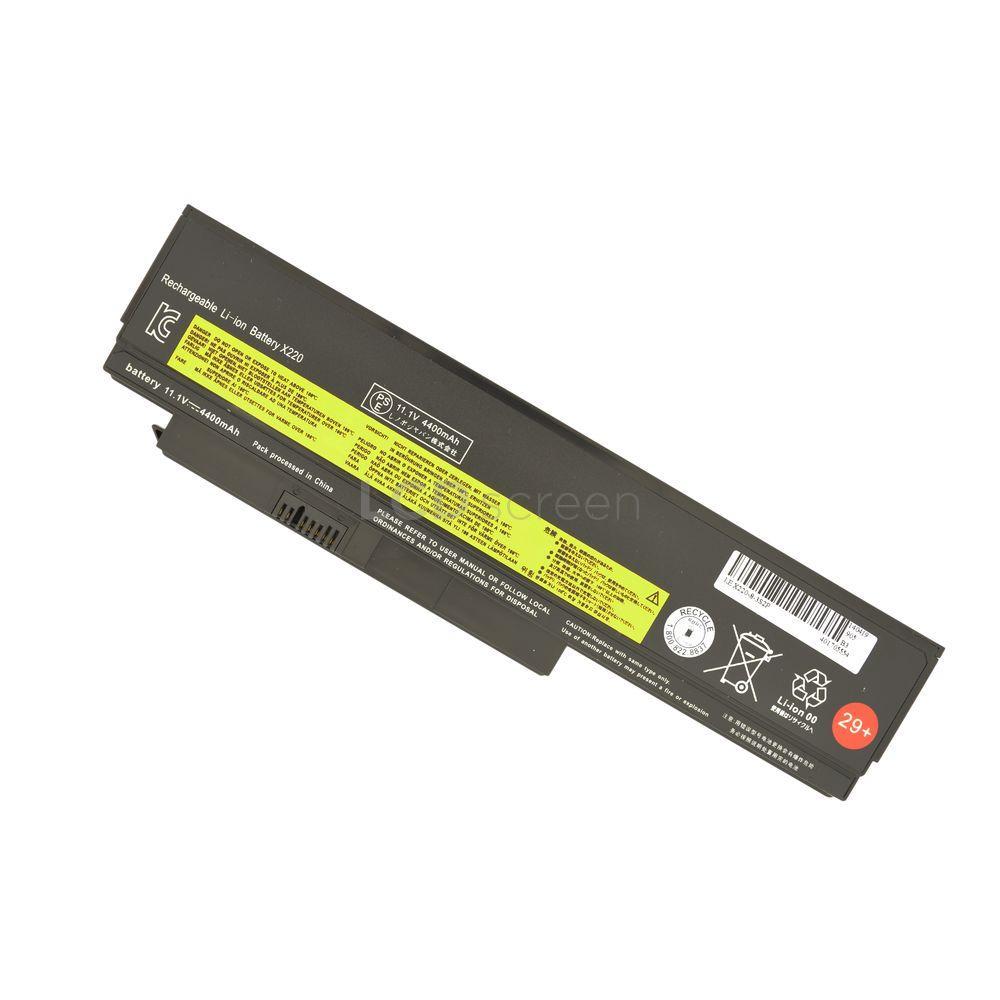 Аккумулятор для ноутбука Lenovo-IBM 42T4940 11.1V черный 5200 mAh