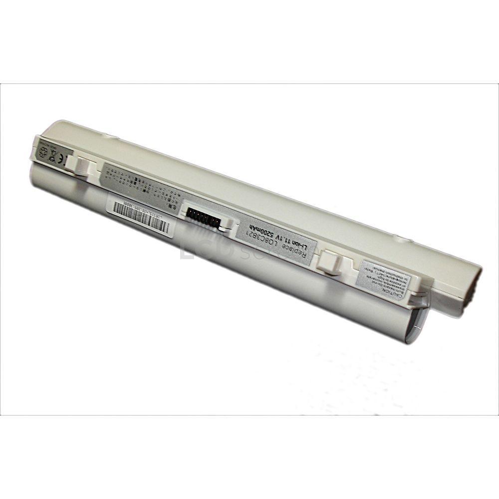 Аккумулятор для ноутбука Lenovo-IBM L08C3B21 S10 11.1V белый 5200 mAh