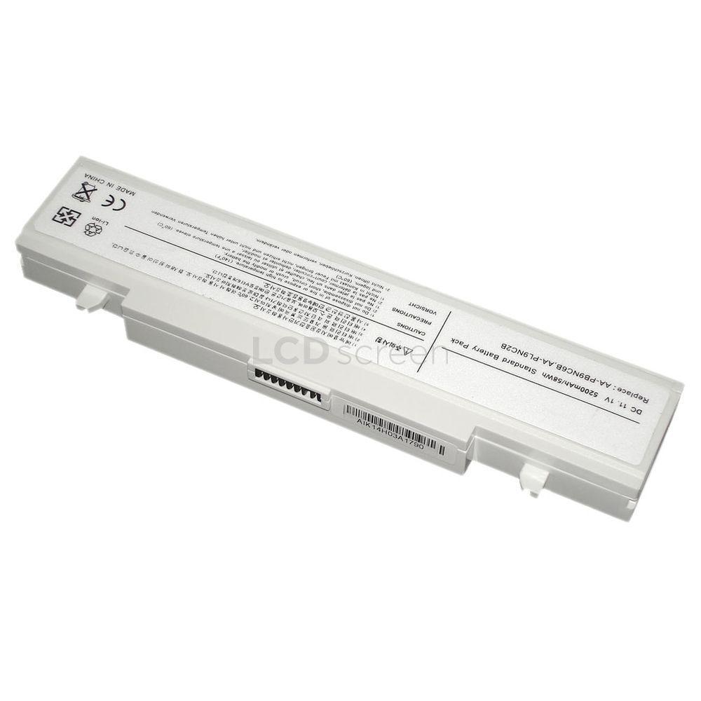 Аккумулятор для ноутбука Samsung AA-PB9NC6B 11.1V белый 5200 mAh
