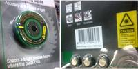 Указатель лазерный для дисковых / торцовочных пил Hitachi / Hikoki 750461